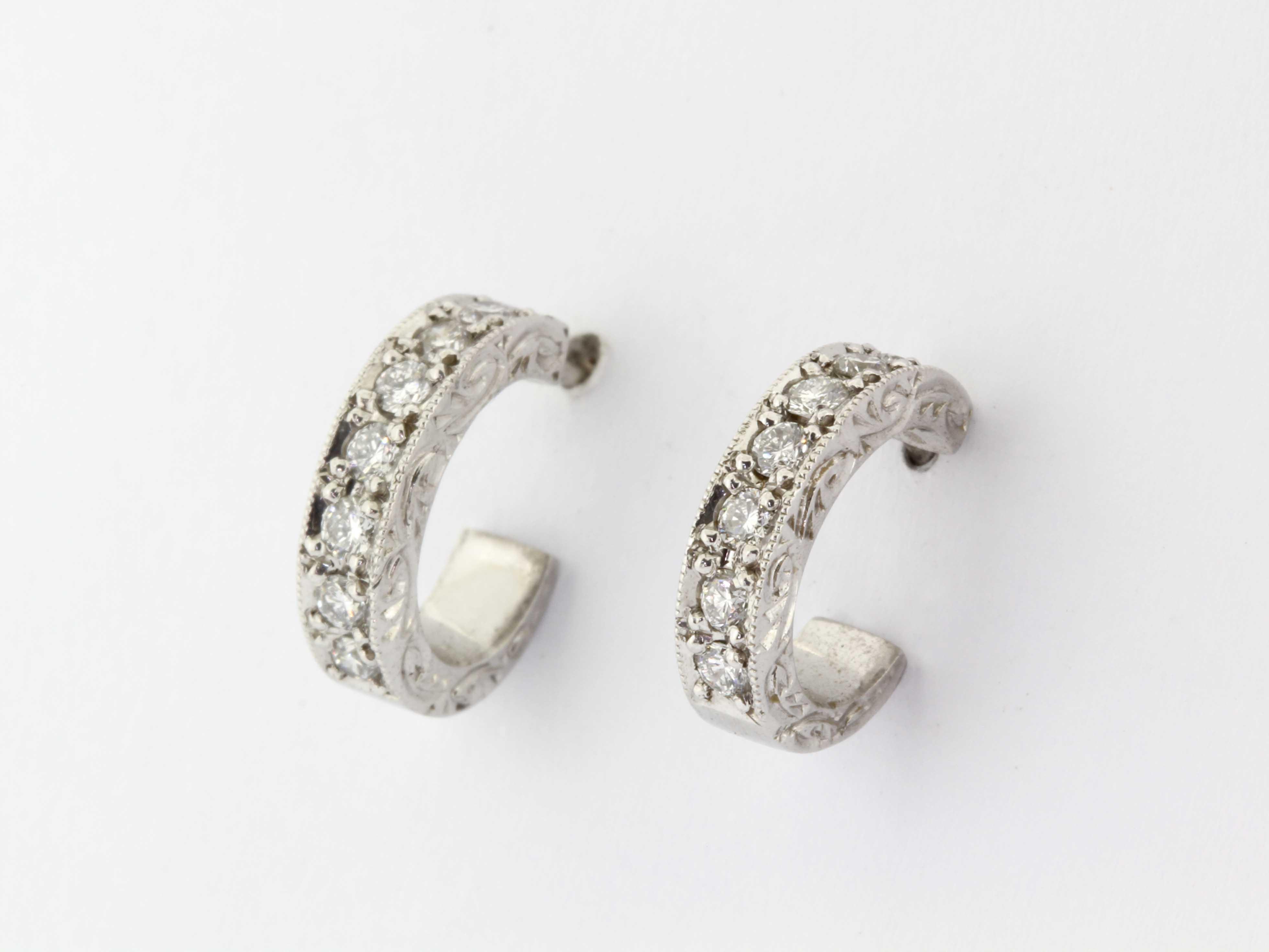 Earrings david batchelor jewellery catalogue -jeweller-jewellery-design-durban-portfolio